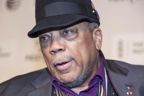 Music startup receives big backing from legendary musician Quincy Jones