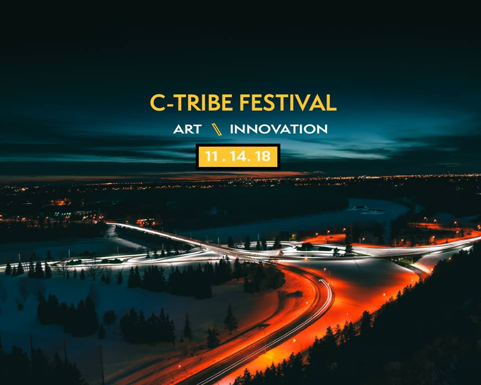 Championing Creativity, Artificial Intelligence and Machine Learning At Canada's C-Tribe Festival