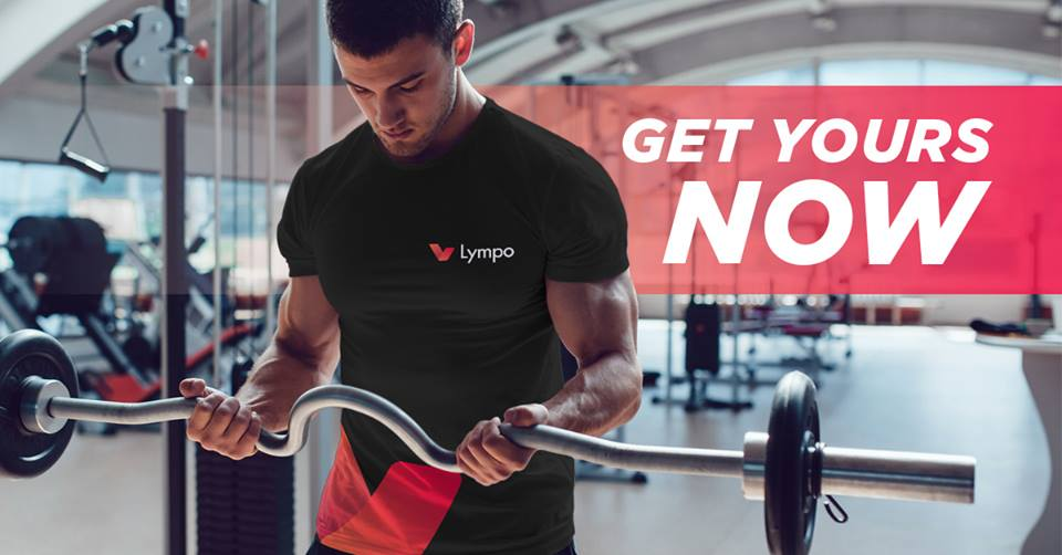 Get the most out of exercise! - Lympo rewards fitness efforts with sports goods in first-ever shop