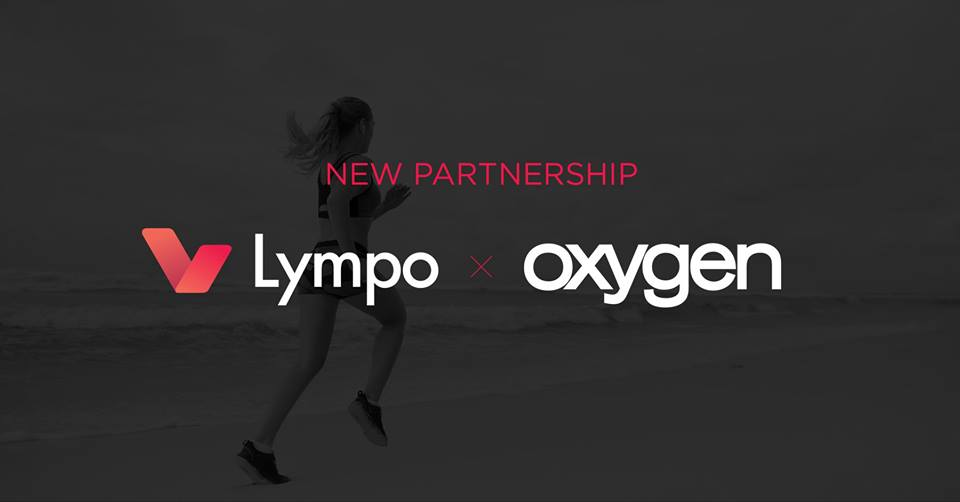 Fitness App Lympo enters partnership with Oxygen Magazine, part of Active Interest Media