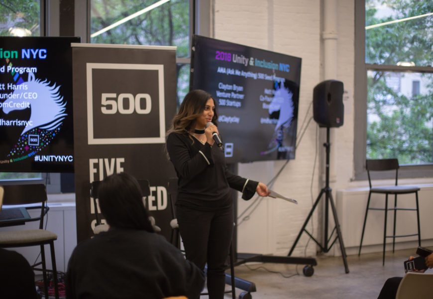 500 Startups unites entrepreneurs, investors, and the tech