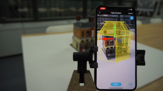 Big Updates Now Released For Visual SLAM Tool, 3D Mapping, Object Tracking, Thanks to MAXST