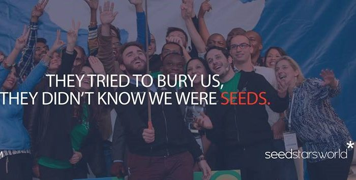 Blended, from Argentina, awarded Seedstars Global Winner 2019