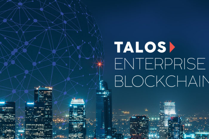 TD Bank Financial Group, ING Group fmr. Chief Architect joins Talos Enterprise Blockchain