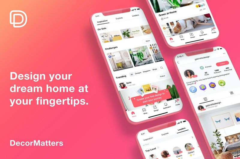 DecorMatters secures $10M funding to innovate the interior design and furniture shopping experience