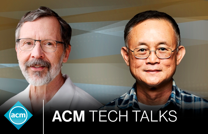 Association for Computing Machinery (ACM) to host CG webinar with tech and animation titans