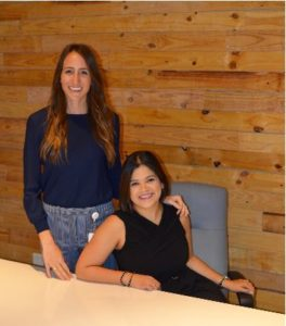 Abartys Health co-founders Lauren Cascio and Dolmarie Mendez