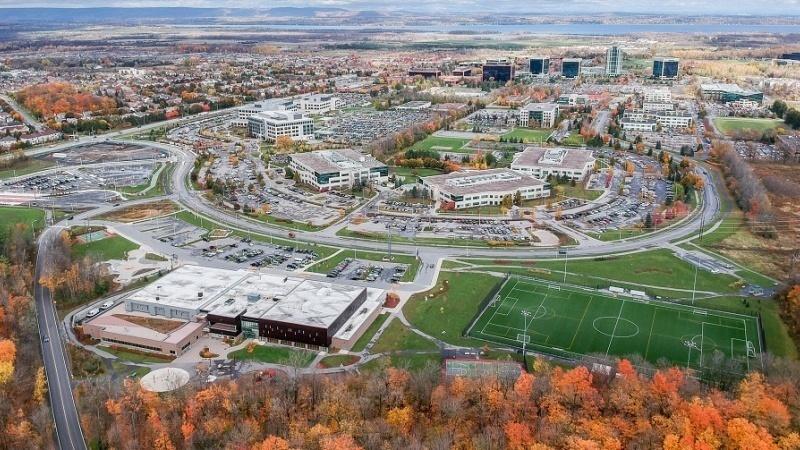 Kanata North Business Park. Image Credit: Fan Song via Ottawa Business Journal