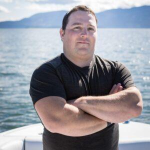 Josh Bremmerer is the CEO at Komodo (Image source: LinkedIn)